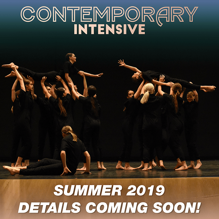 contemporary intensive move out loud