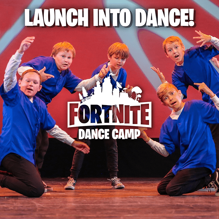 fortnite summer dance camp