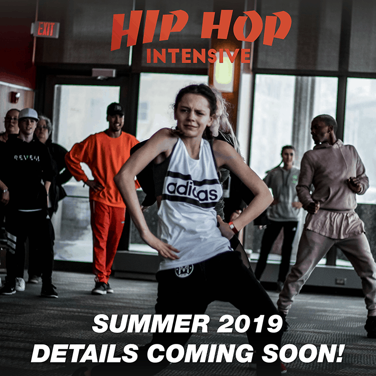 hip hop intensive move out loud