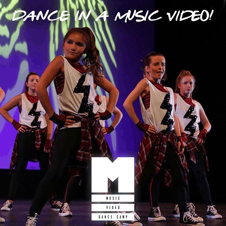 music video hh dance camp