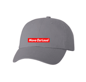 Dad Hat Grey