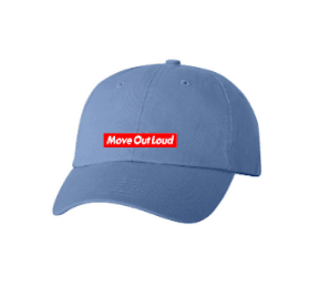 Dad Hat Sky Blue